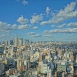 Город Осака, Япония