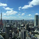 Город Токио — столица Японии