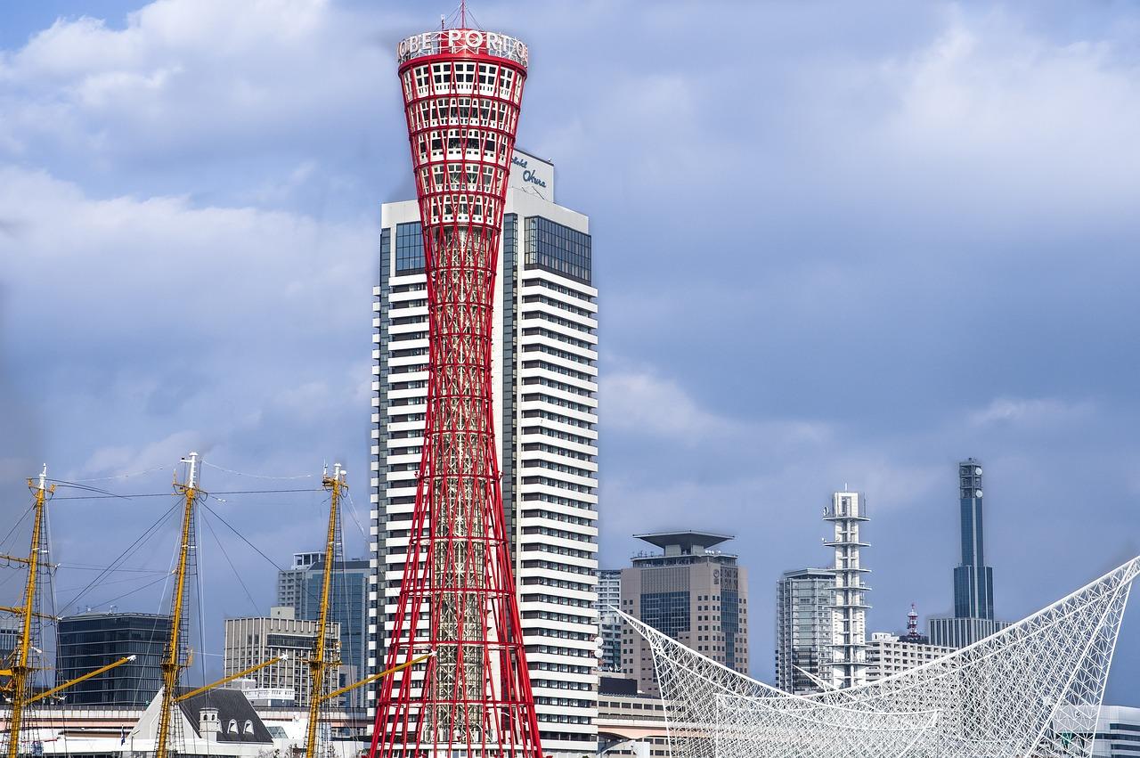 Башня из стали Кобе