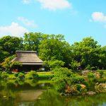 Садово-парковое искусство Японии кратко