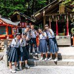 Школьная форма в Японии: особенности формы девочек и мальчиков
