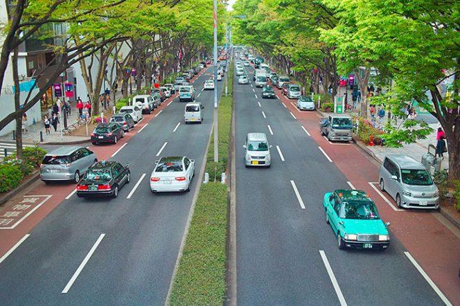 Почему в Японии левостороннее движение