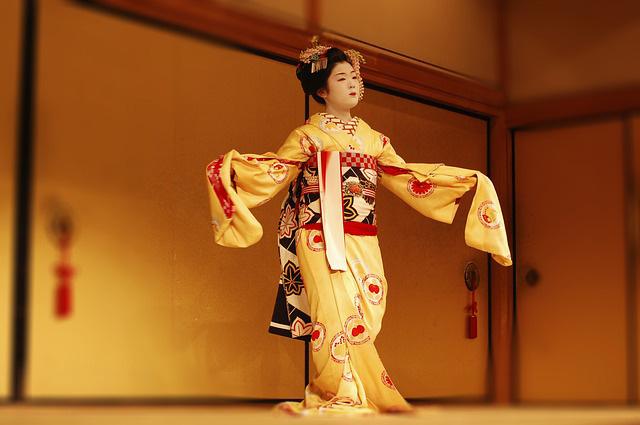 Кабуки театр в Японии
