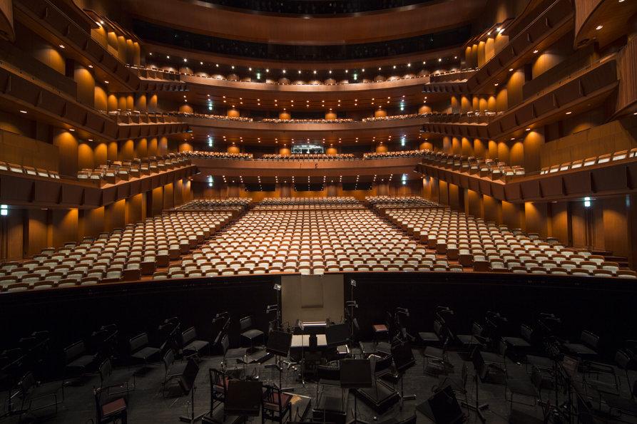 Национальный театр Но