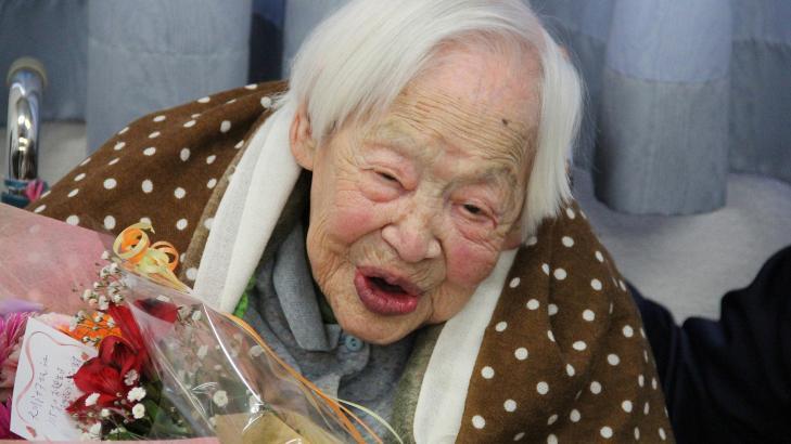 Тиё Мияко умер в возрасте 117 лет