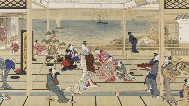 Эпоха Эдо в Японии