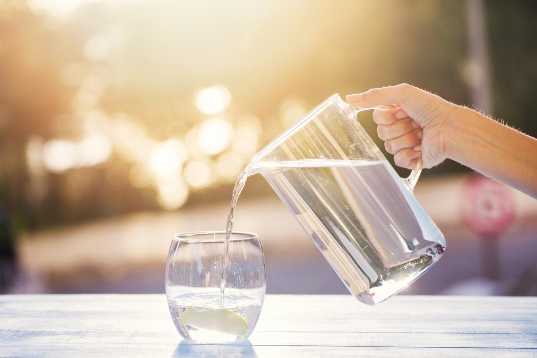 Пользу воды для организма человека трудно переоценить