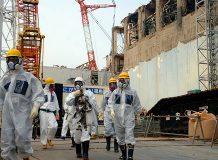 Катастрофа на Фукусиме в Японии