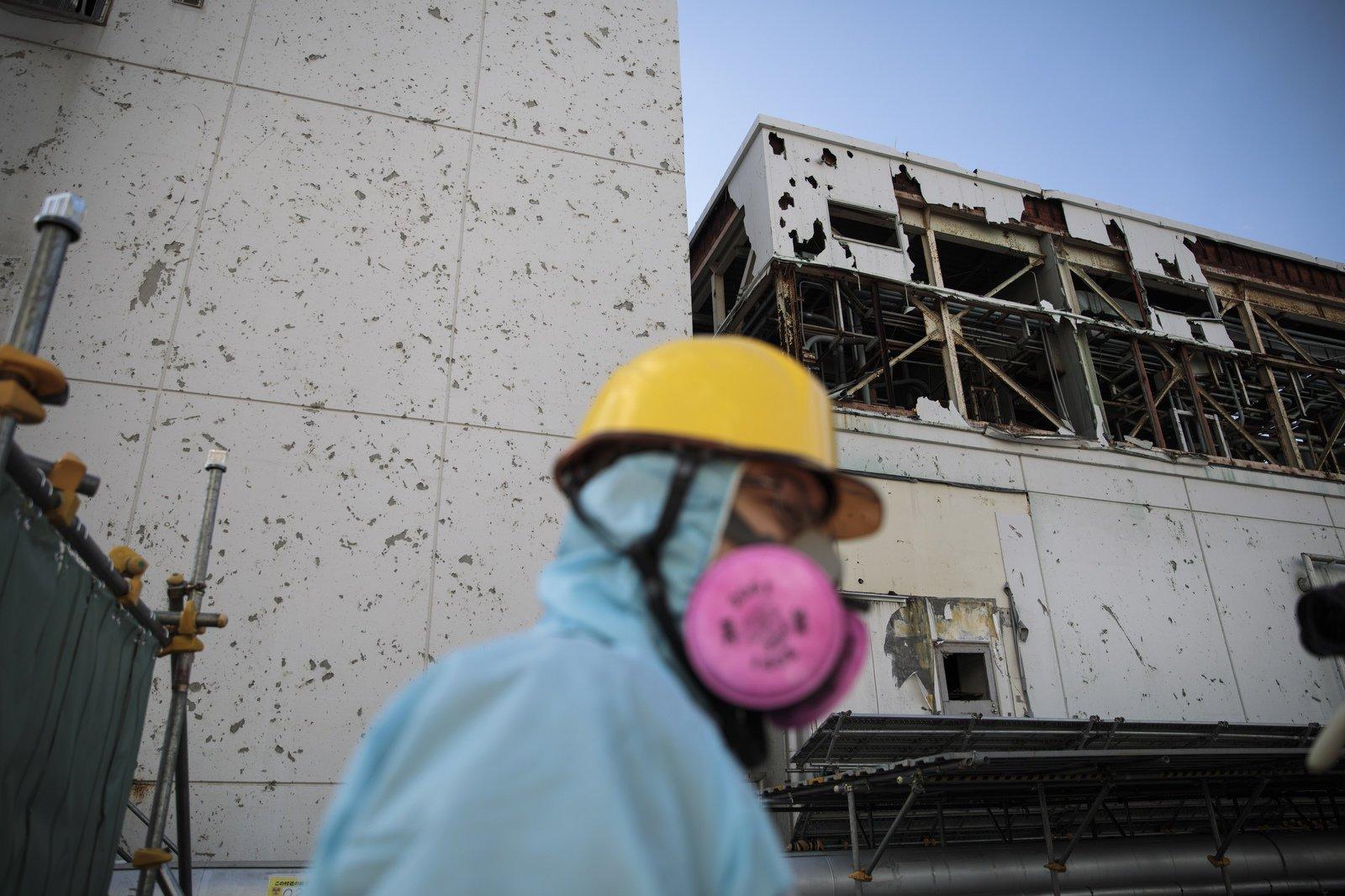Последствия аварии на Фукусиме
