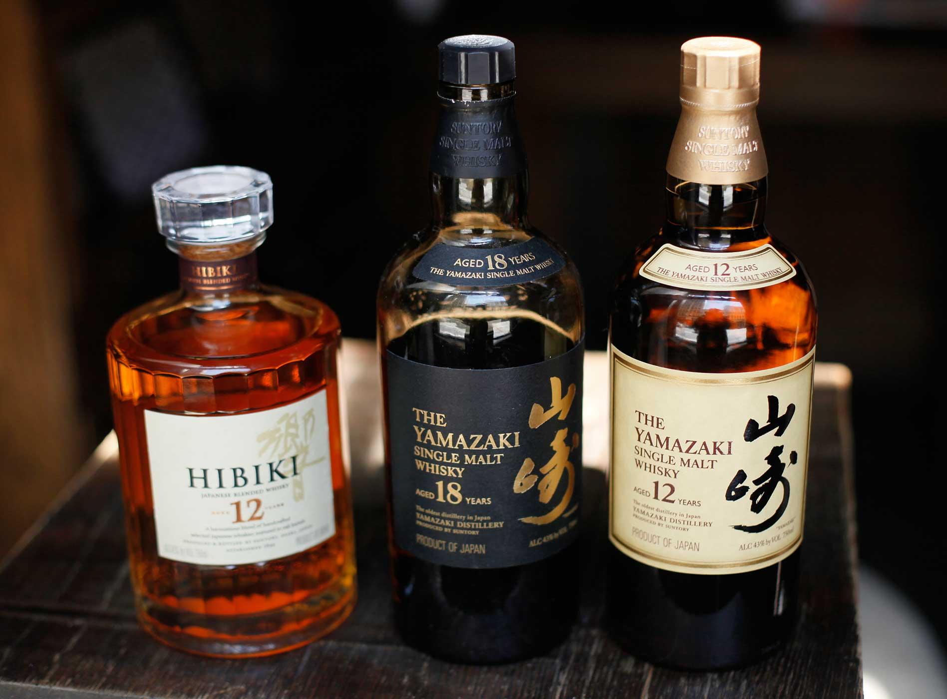 Японский виски